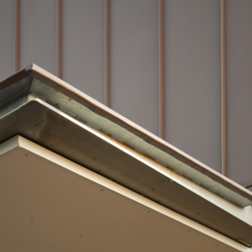 Wall Panels - Standing Seam