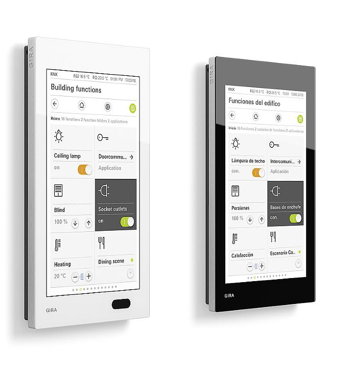 Gallery Of Gira Knx System Home Automation 3