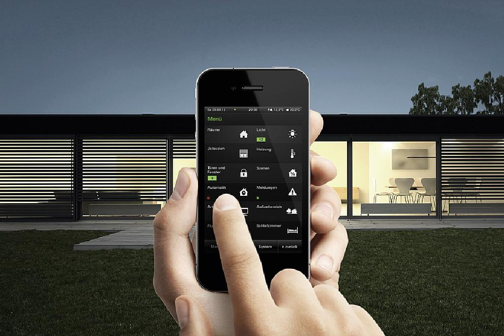 Gira KNX system - Home automation