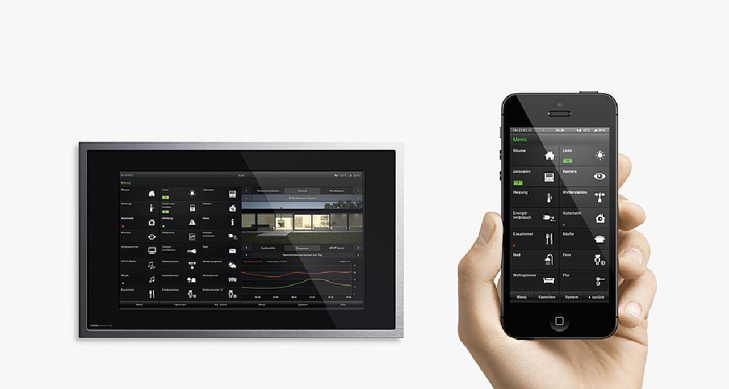 Gira HomeServer app - Home automation