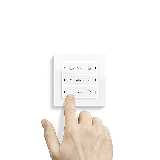 Gira touch sensor 3 - Home automation