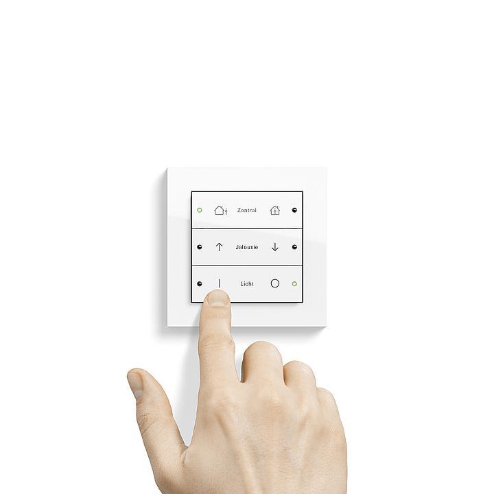 Gira touch sensor 3 - Home automation