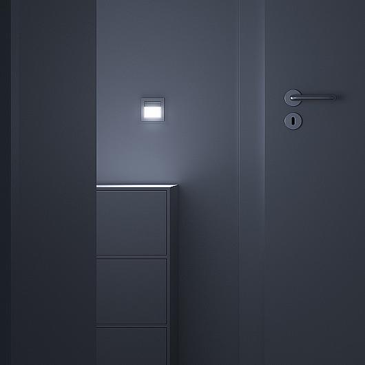 Automatic lighting control - Home automation