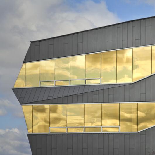 Wall Panels - Flat lock / VMZINC