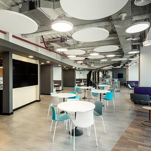 Proyecto de Mobiliario para Empresas en  Willis Tower Watson