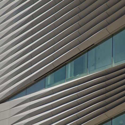 Alpolic Metal Panels : Aluminum composites metallic finishes from alpolic