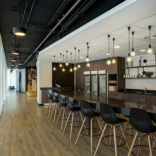 Proyecto de Mobiliario para Empresas en  VF Corp