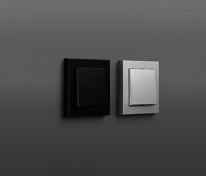 Gira E2 - Switches