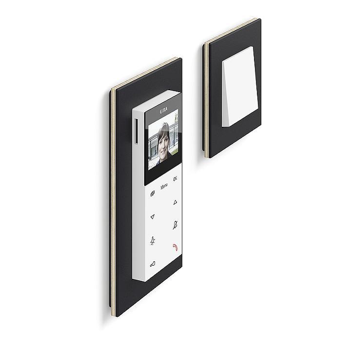 Gira Espirit Linoleum/Plywood- Switches