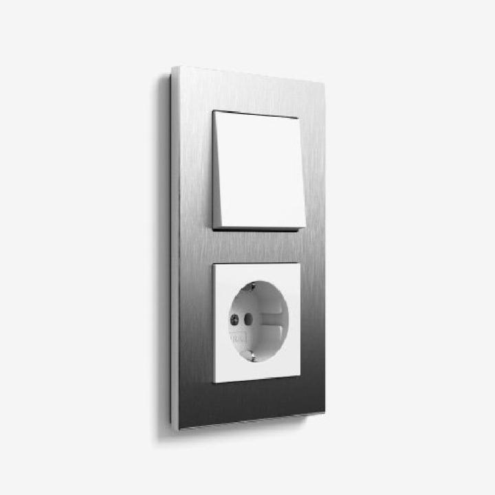 Gira Espirit Metal - Switches
