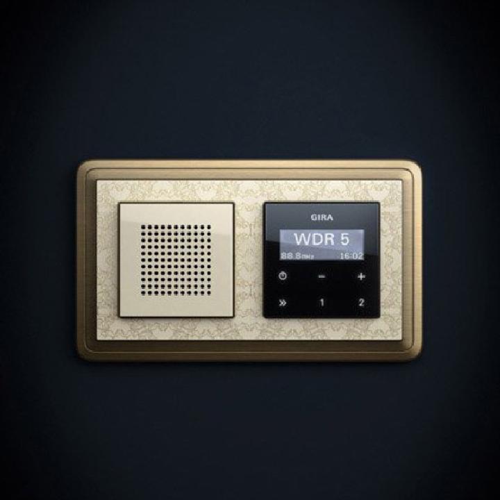 Gira ClassiX - Switches
