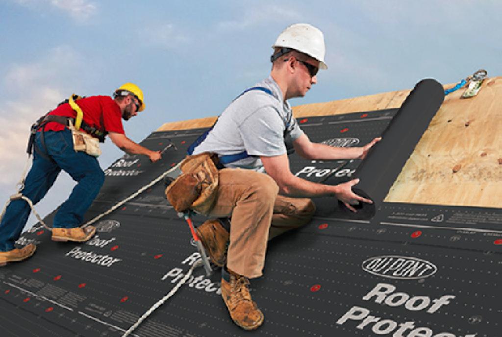 Fieltro Sintético - Dupont Roof Protector