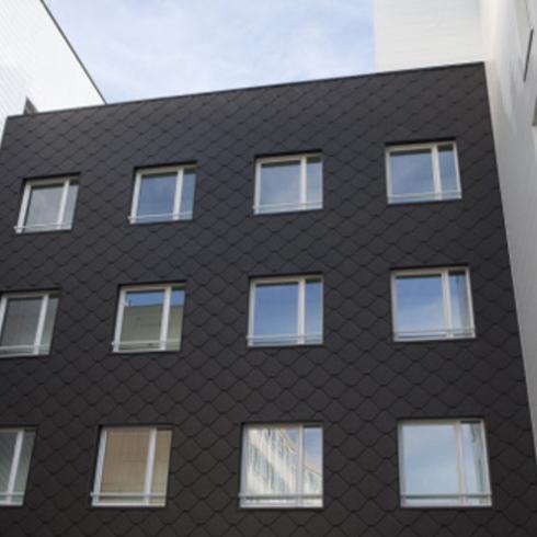 Wall Panel - Adeka / VMZINC