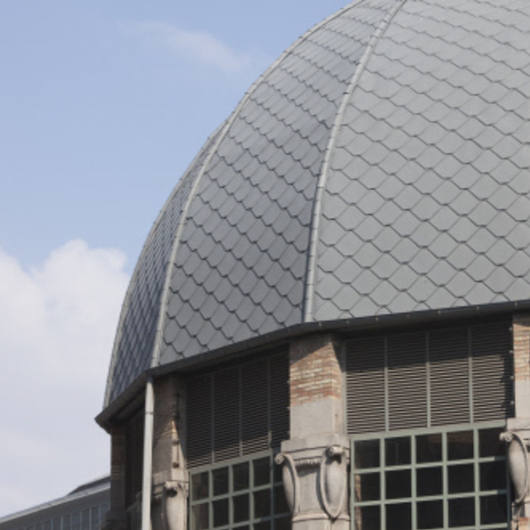 Roof Panels - Adeka / VMZINC