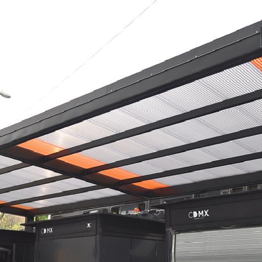 Danpalon 3DLITE - Solar Control / Danpal