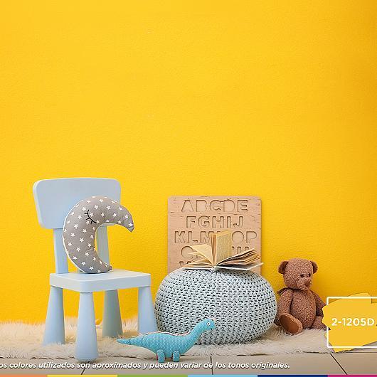 Pintura para Cuartos de Niños Safari / Pinturas Berel