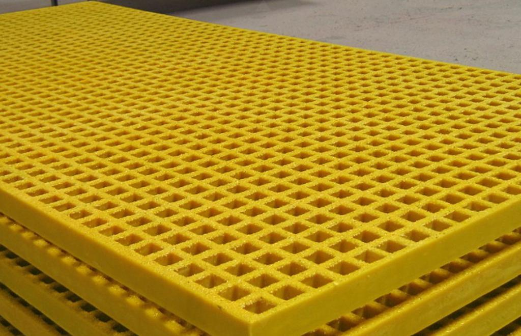 Parrillas de piso de FRP - Matgrate®