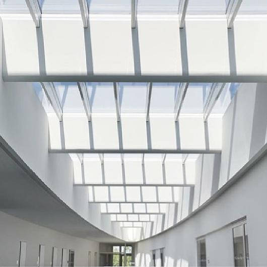 Atrium Longlight, DZNE Germany / VELUX Commercial