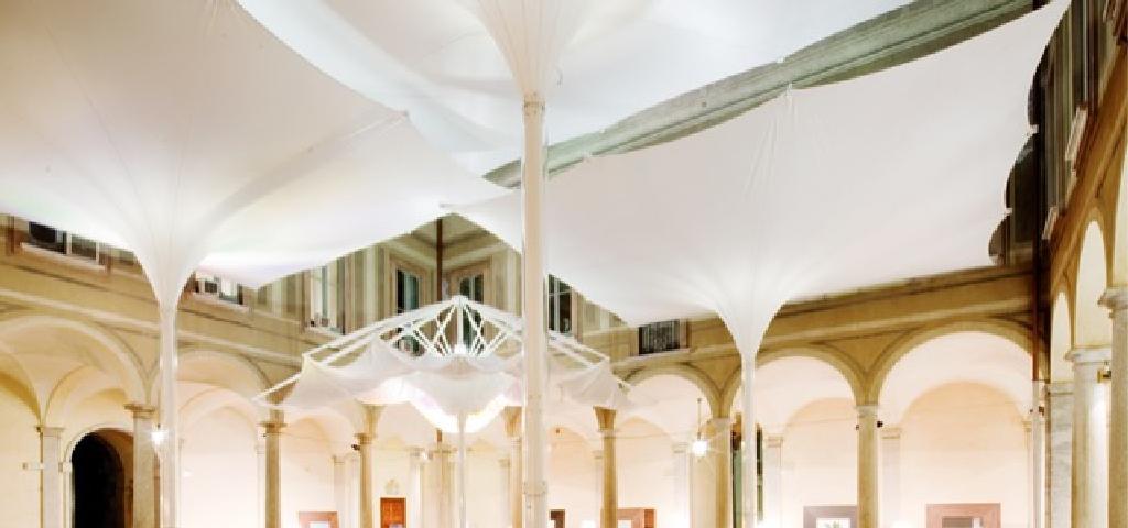 Textile Architecture in INT. Furniture Faire