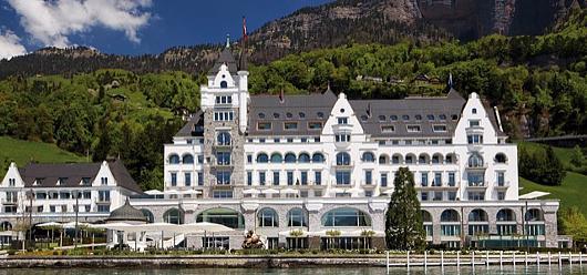 MDT-tex | Park hotel Vitznau