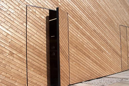 Lunawood - Thermowood Facade