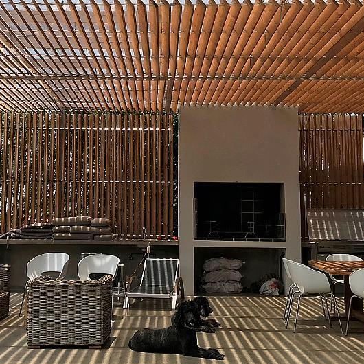 Thermowood Solar Shades