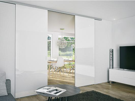 Sistema para Puertas Correderas y Closets Slido design