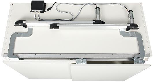 Sistemas de amortiguación, accionamiento eléctrico y accesorios