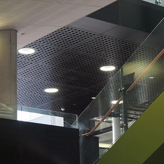Hidden Panel Fastener at Massey University / Fastmount®