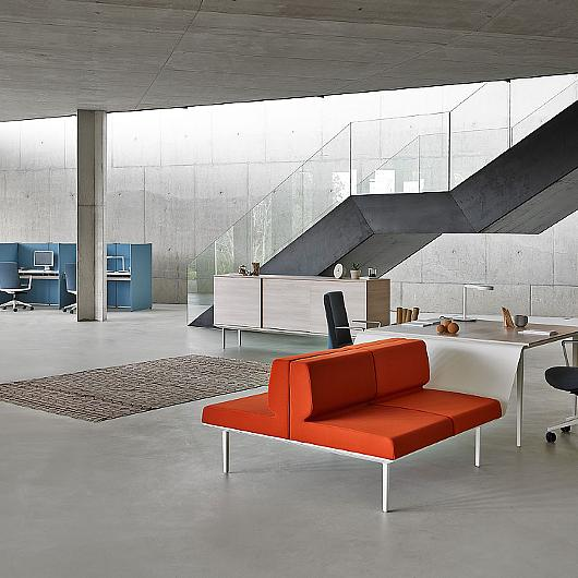 Sistema Longo Soft Seating