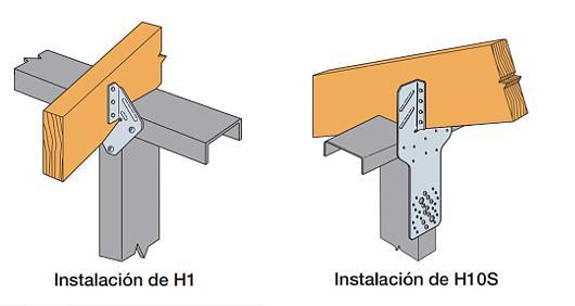 Instalación - Conectores Híbridos H1