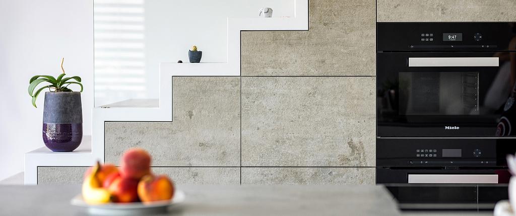 Sintered Stone - Beton - Fusion Collection