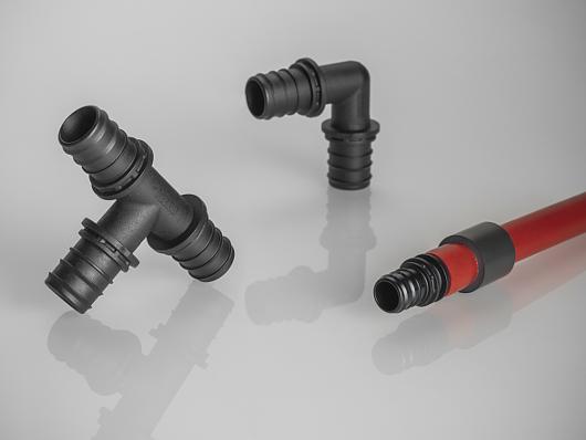 Casquillos y accesorios de compresión EVERLOC+