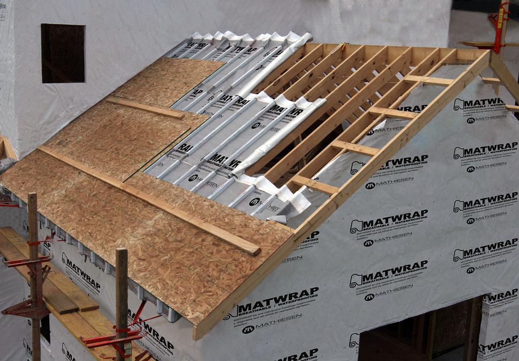Membrana hidrófuga - Matwrap