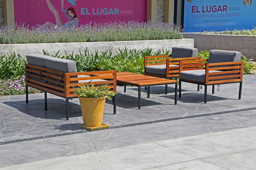 Amoblado de Plaza Comercial Forum Cuernavaca