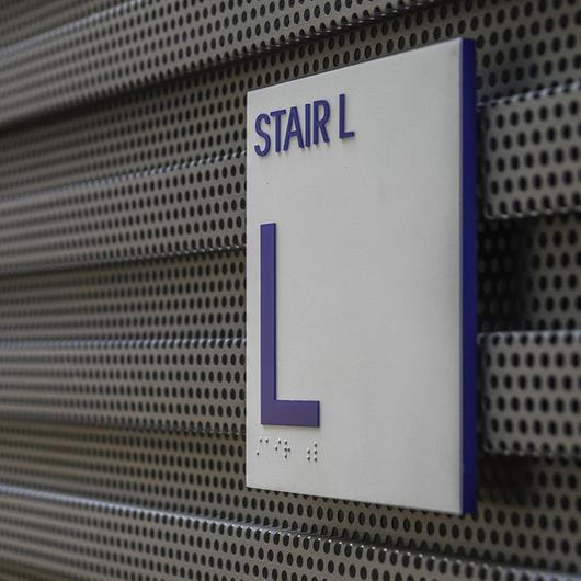 Interior Walls - Aluminum Panels / Pure + FreeForm