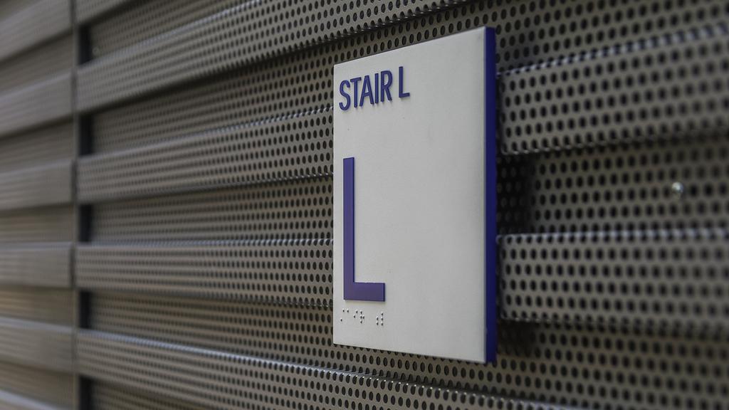 Interior Walls - Aluminum Panels