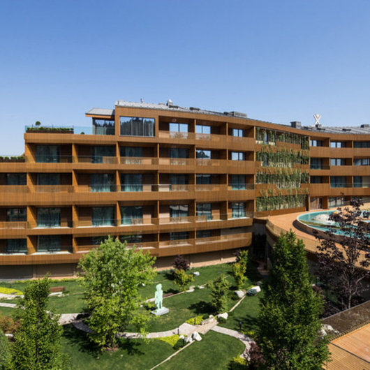Guide to Design a Sustainable Wood Façade