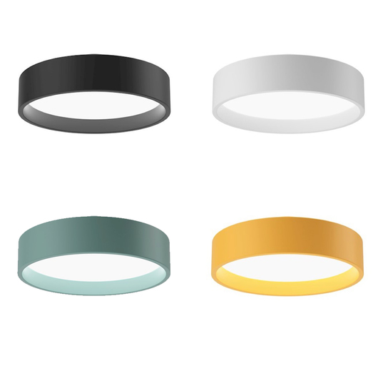 LP Circle Lights | Surface Mounted