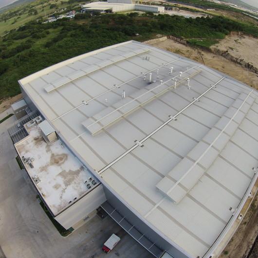 Panel Termoacústico Roof