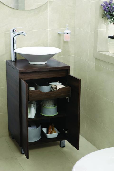 Mueble para ba o bah a de corona - Muebles para sanitarios ...