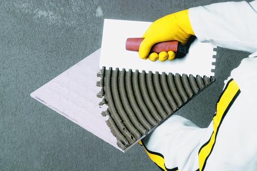 Weber Adhesivo Porcelanato - Adhesivo en Polvo Doble Acción