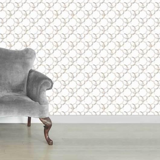 Papeles Murales con Diseño - Colección Maroccan Chic