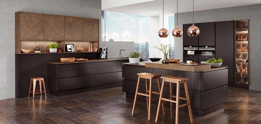 Line N: La cocina sin tirador