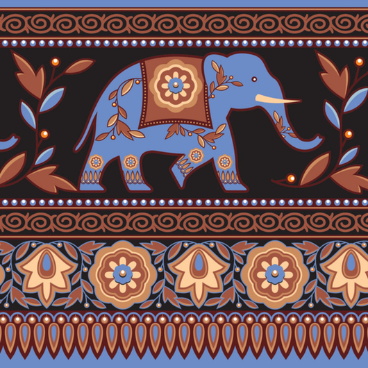 Papeles Murales con Diseño - Colección Yin Yang