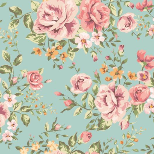 Papeles Murales con Diseño - Colección Garden / Carpenter
