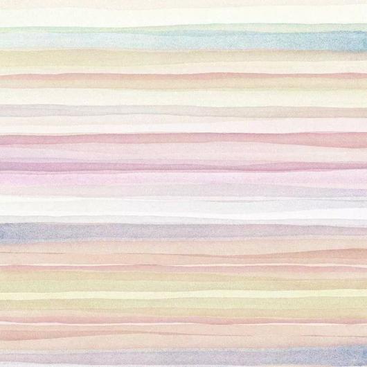 Papeles Murales con Diseño - Colección Aquarelle / Carpenter