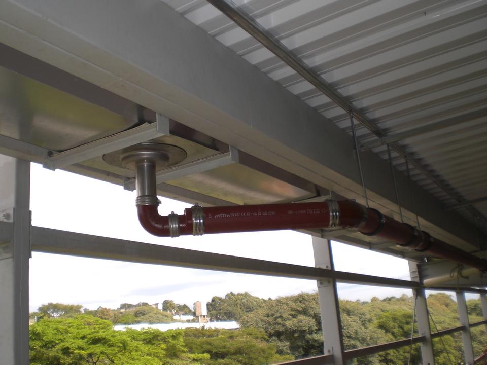 Solução em drenagem pluvial pressurizada – Sistema EPAMS