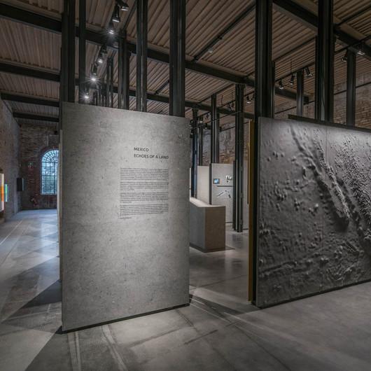 Ecos en Construcción: Mármoles Arca en la 16º Bienal de Venecia