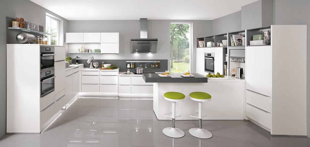 Cocinas Alemanas de Diseño - Nobilia de SyM Muebles